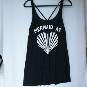 """""""Mermaid at Heart"""" Bathing Suit Cover-up"""